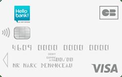 carte mastercard hello one