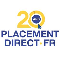 logo placement direct carré