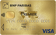 visa premier bnp